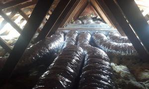Pose d'une climatisation gainable à Gaillac