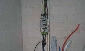 Rénovation complète : électricité, plancher chauffant, vmc