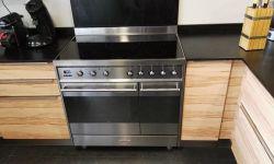 Piano de cuisson SMEG avec table à induction - 31 GRENADE SUR GARONNE