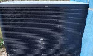 Installation d'une pompe à chaleur Daikin Air/Eau
